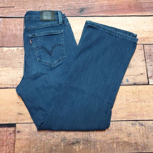 Levi's 529 Curvy Bootcut Jeans Size 31 | Stretch